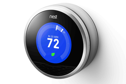 Nest, o termostato