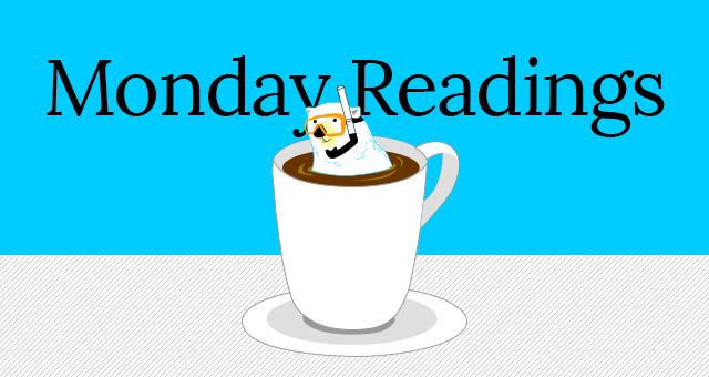 Monday Readings UX AI